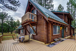 4 Bedroom Cabins in Ruidoso, NM